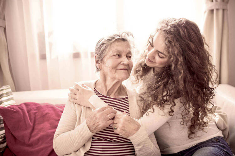 Home Care in Highland Park
