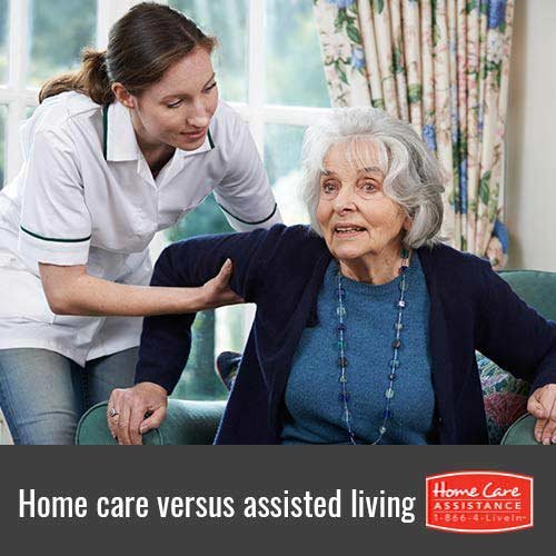 The Differences Between Assisted Living and Home Care in Dallas, TX
