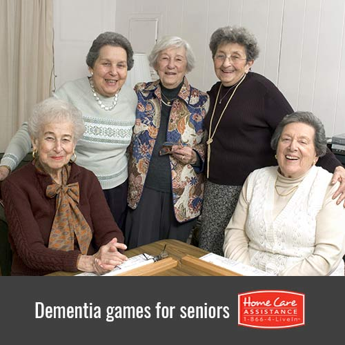 Cognitive Games for Seniors with Dementia in Dallas, TX