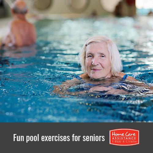 Fun and Refreshing Pool Exercises for Seniors to Enjoy in Dallas, TX