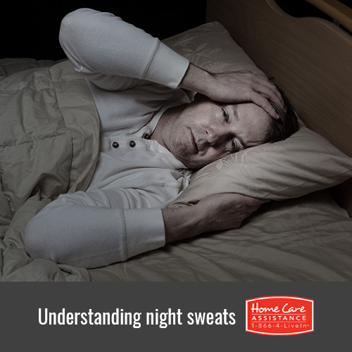 Understanding Why Seniors Get Night Sweats in Dallas, TX