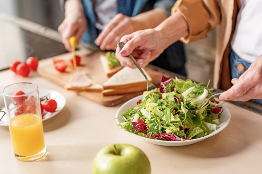 Tips for Seniors to Eat Healthy in Park Cities, TX