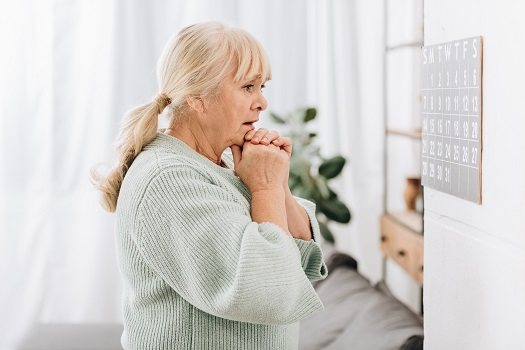 Symptoms of Alzheimer's in Seniors in Park Cities, TX
