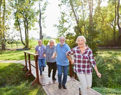 Activities for Seniors to Enjoy this Spring in Park Cities, TX