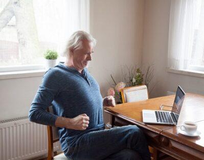 The Relationship Between Posture & Senior Health in Park Cities, TX