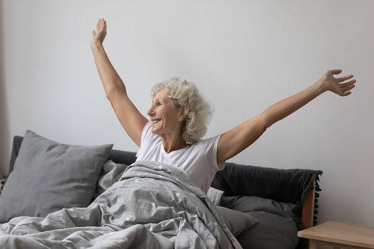 Simple Exercises for Bedbound Seniors in Park Cities, TX